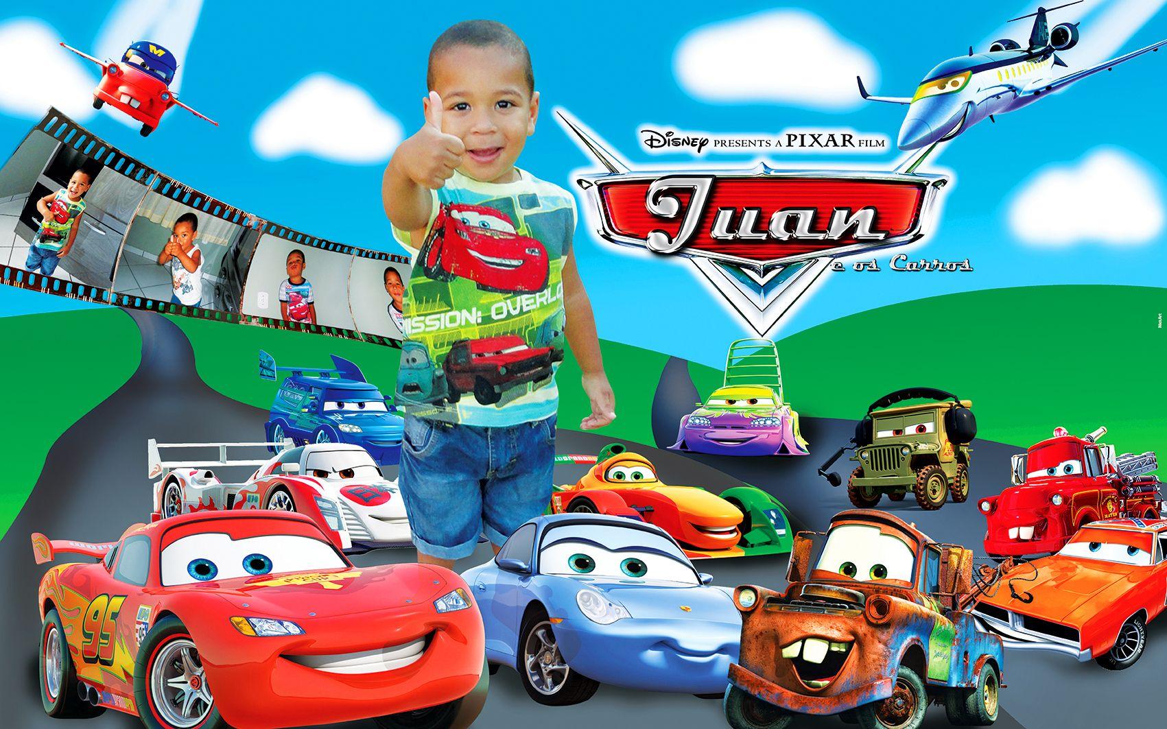 Banner Juan e os Carros