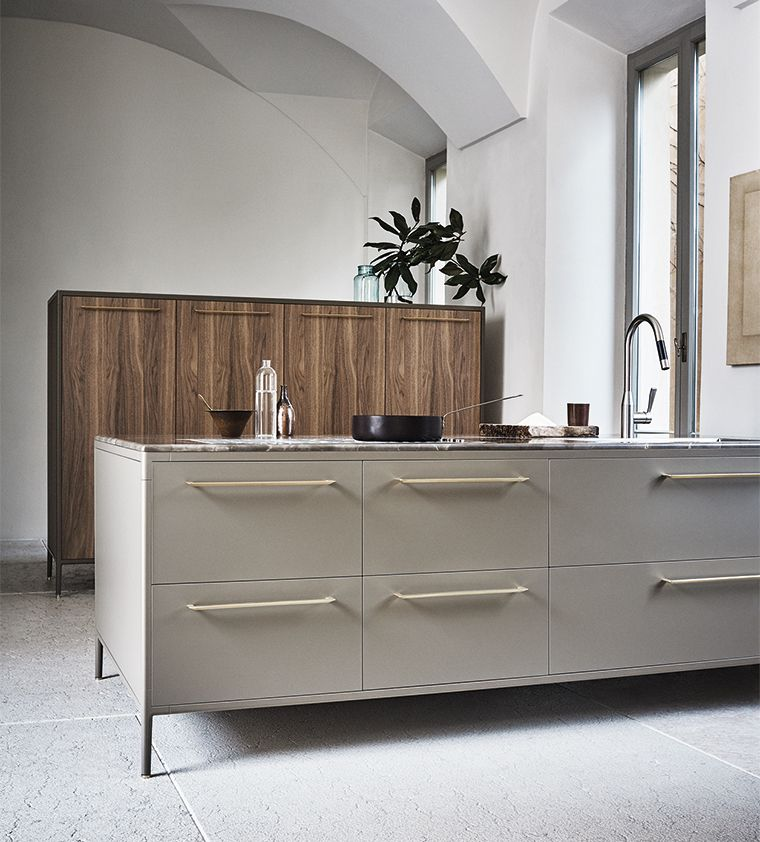 The Kitchen Is Fickle: Unit By Cesar · Moderne KücheSchöne ...