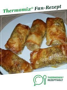 Photo of Spring rolls from the oven