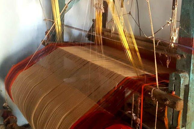 narayanpet sarees weaving