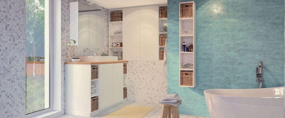 wwwdeinschrankde header badezimmer bad_teaser-3-regal - eckschrank badezimmer weiß
