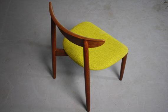 Teak Desk Chair By Harry Ostergaard For Randers Møbelfabrik 1 195