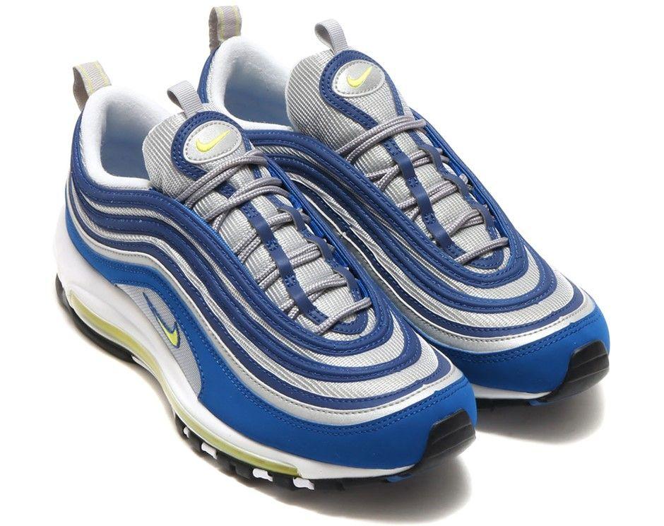8ebd86b3b4 Nike Air Max 97 Atlantic Blue | Hyped | Air max 97, Nike air max ...