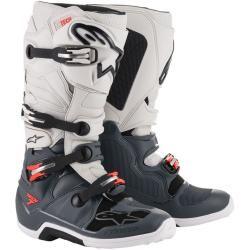 Photo of Alpinestars Tech 7 motorcycle boots gray 43 Alpinestars