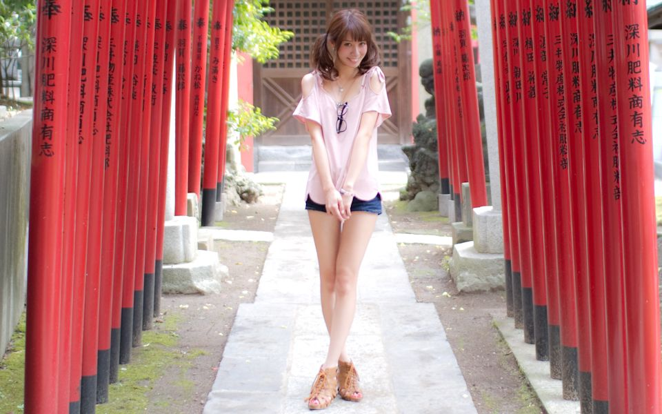 野形仁美(Hitomi Nogata)