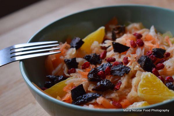 salate de fructe de slabit