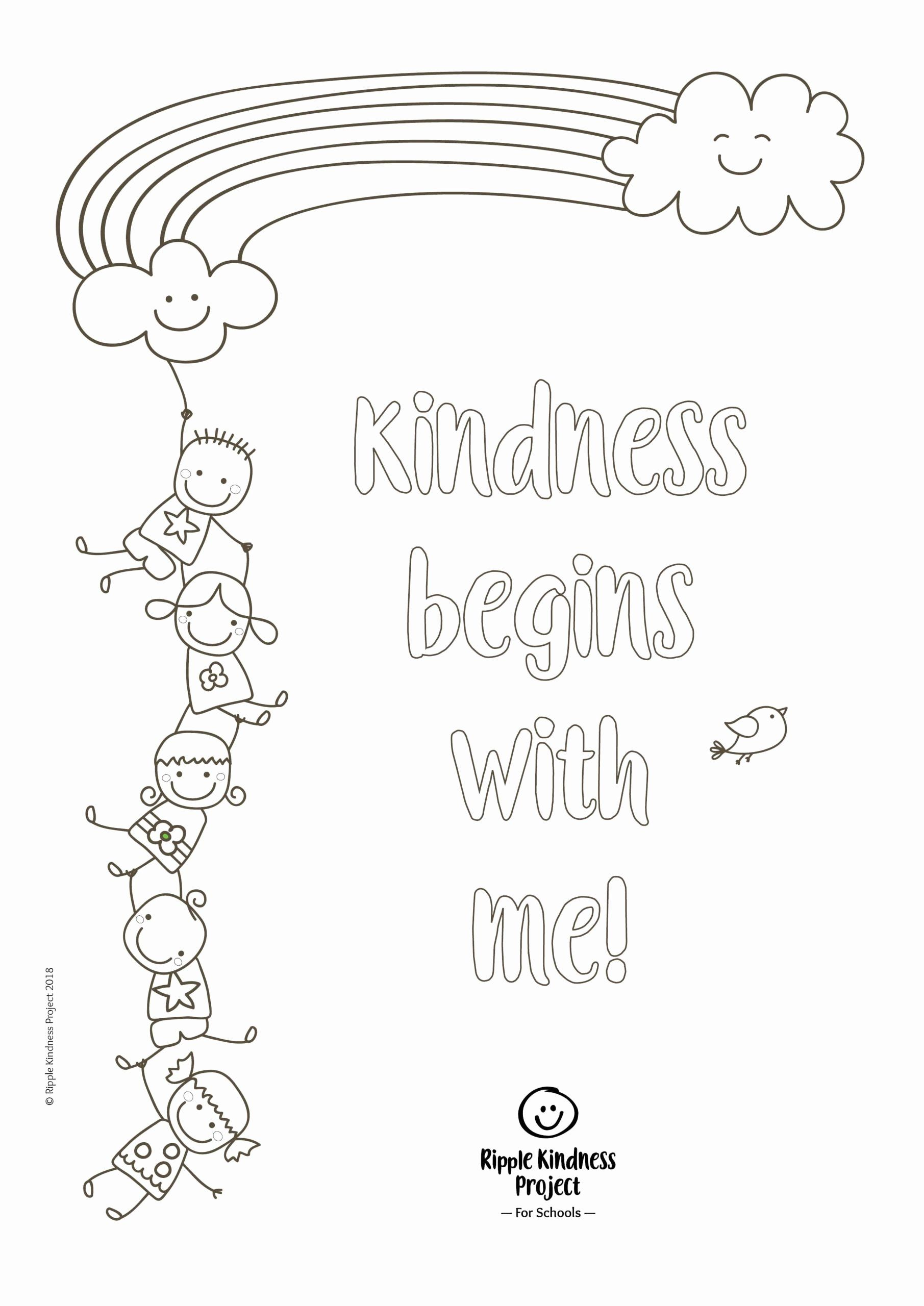 Free Printable Self Esteem Worksheets For Kids Ideas Free Printables Teaching Kindness Activities Prin Teaching Kindness Empathy Activities Kindness Activities