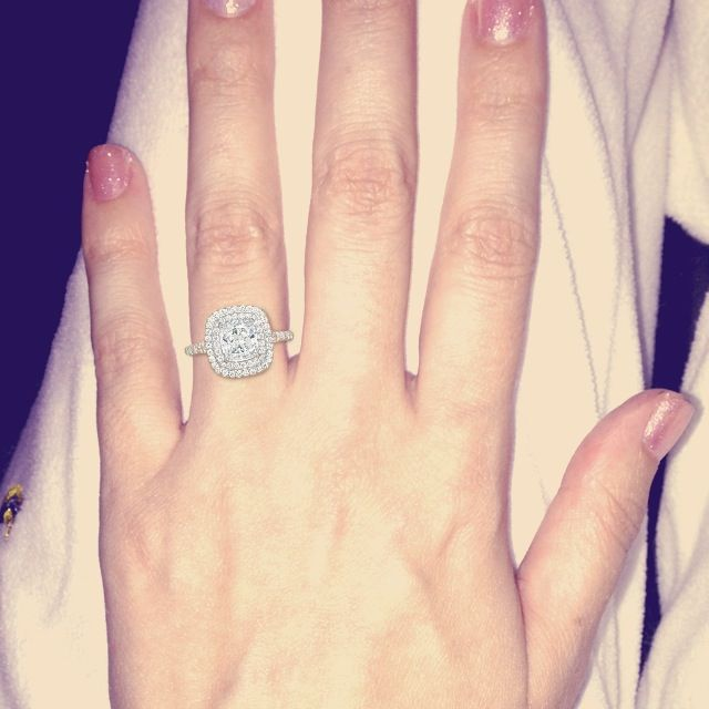 Pin By Amy Breckenridge On First Comes Love Then Comes Marriage Wedding Rings Engagement Dream Engagement Rings Tiffany Engagement Ring