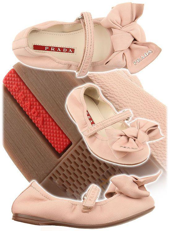 prada shoes for toddler