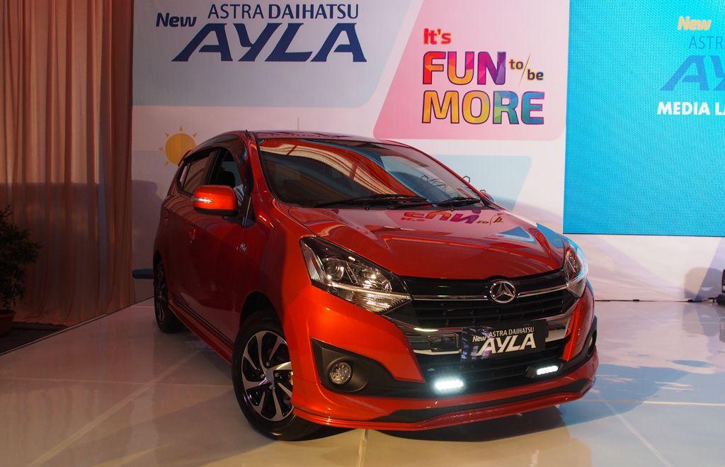 Harga Mobil Ayla Bekas Murah Dan Terjangkau Mobil Daihatsu