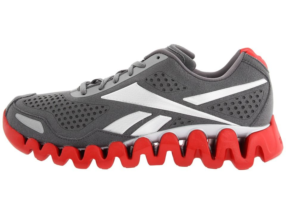 e0ad79766f7 My Reebok Zig Techs are sooo comfy! I have black and red ones and I adore  them! XD