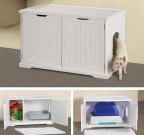 Something like this will be perfect for a small apartment | Cats ...