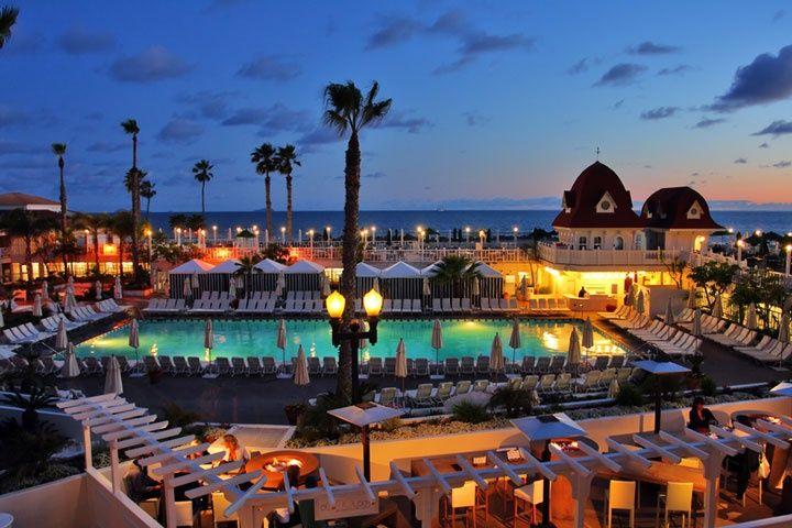 Stay At Hotel Del Coronado California