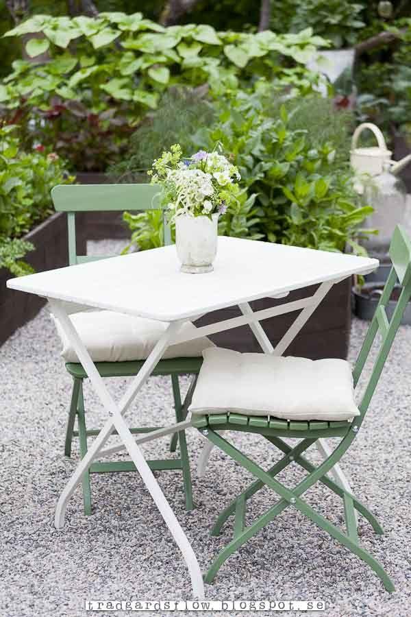Table Pour Terrasse Chambre Tuin Erf Siertuin Pinterest
