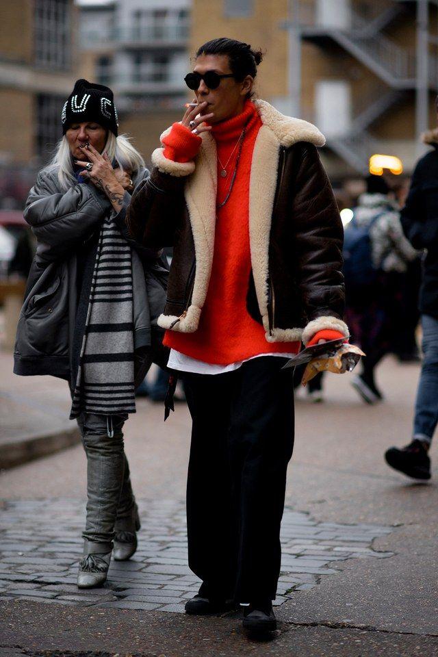Best street style from London Fashion Week Men's AW19