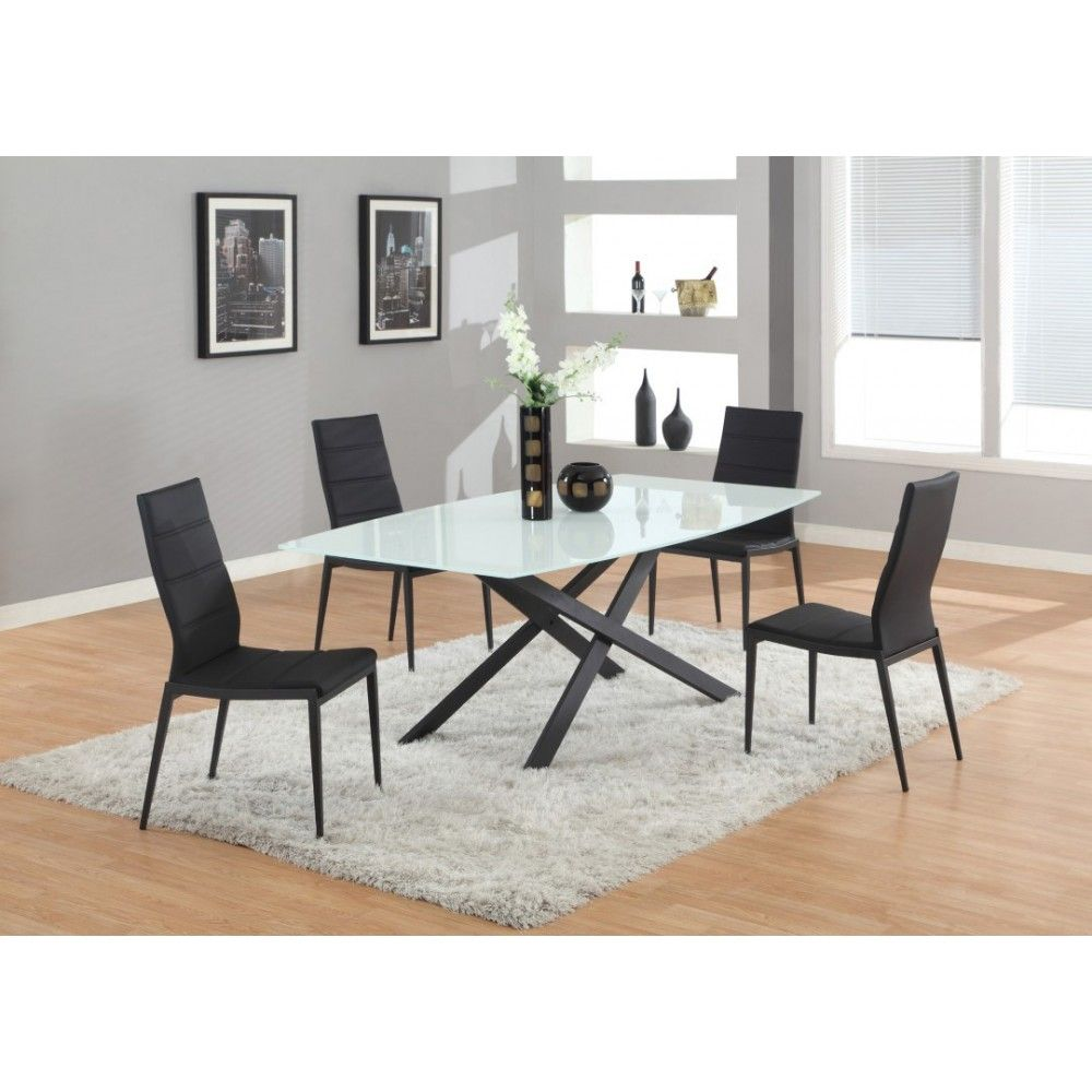 Jackie Dining Set By Chintaly Imports