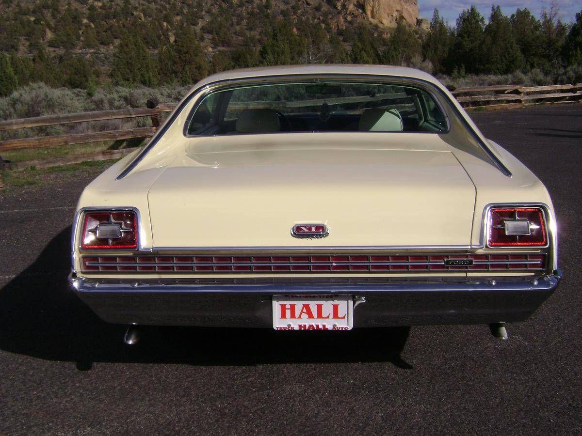 1969 Ford Galaxie 500xl Xl 500 Fast Back Ford Galaxie Ford