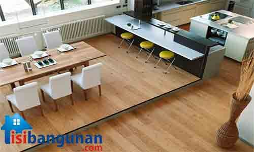 Per sq meter top quality lino vinyl flooring in blue ideal for
