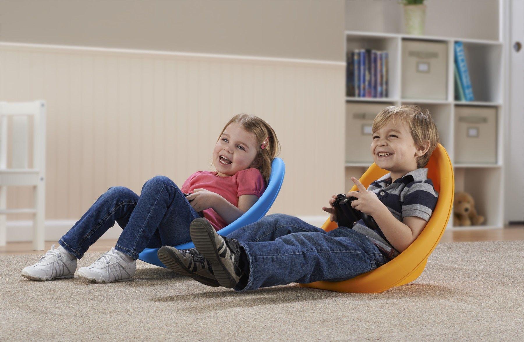 Scoop Rocker Set of 6 Bean bag chair, Living room