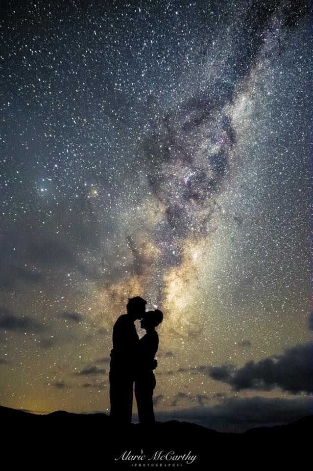 пара ночь звезды картинки