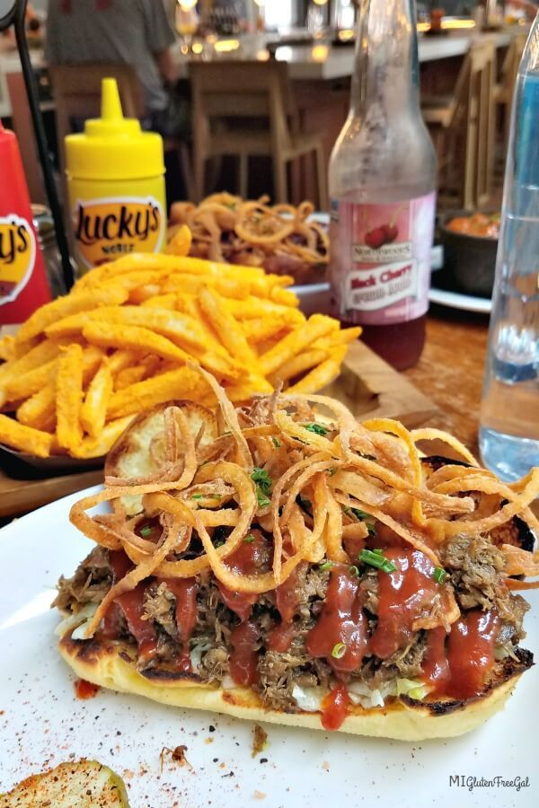 Lucky's Noble BBQ - CLOSED   Gluten free dining, Gluten ...