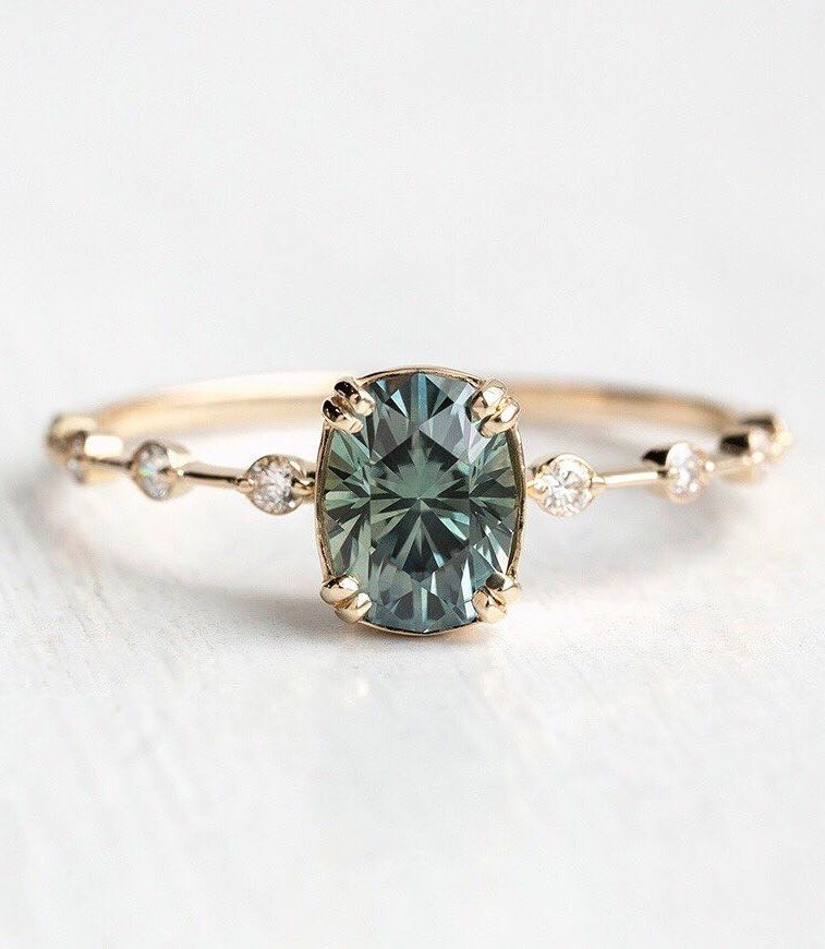 100 The Most Beautiful Engagement Rings You Ll Want To Own Most