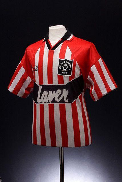 Sheffield United Football Shirt (1994-1995 8c77a0e70