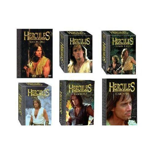 Amazon Com Hercules The Legendary Journeys Seasons 1 6 Bundle