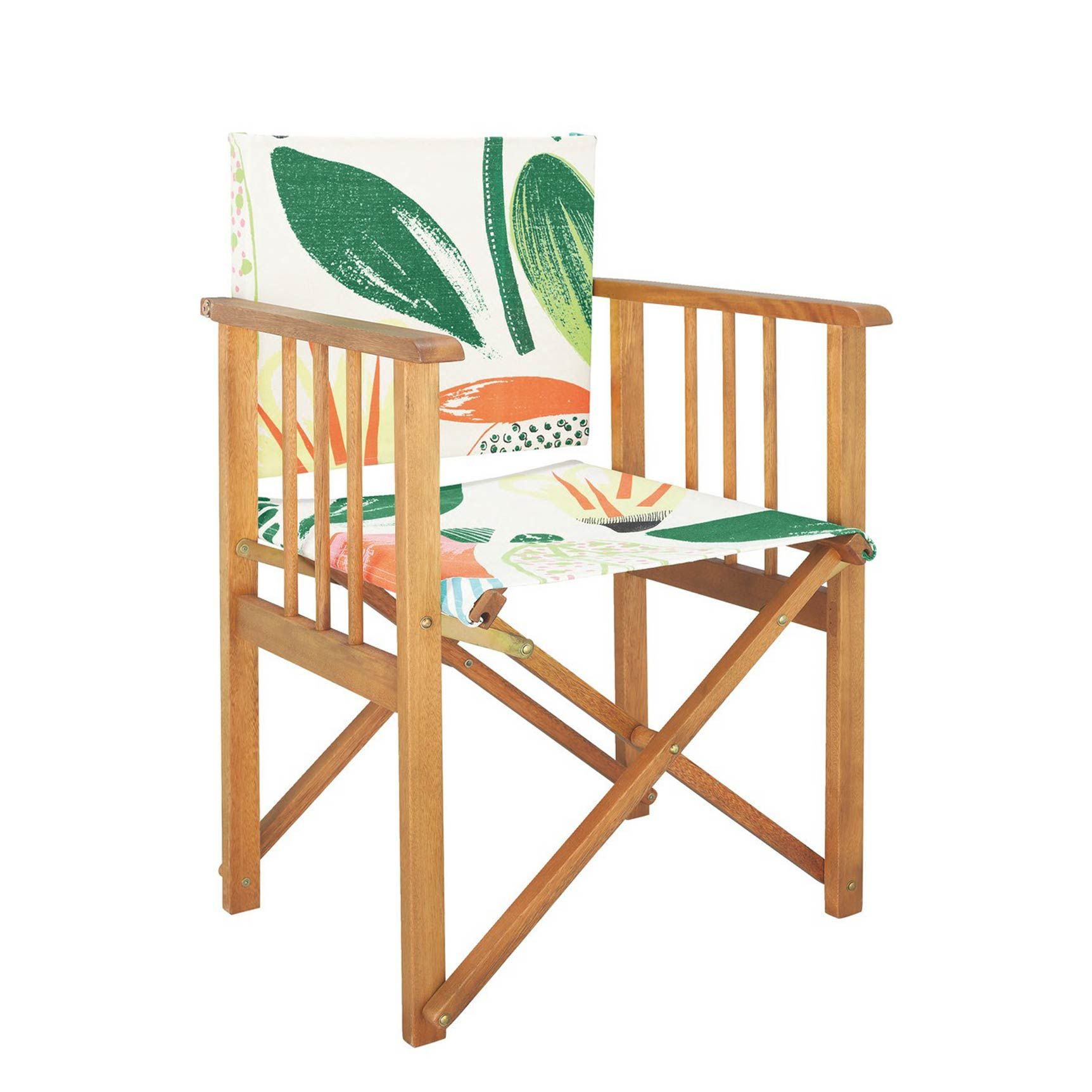 HOME HABITAT These tropical garden chairs are on sale now fyi