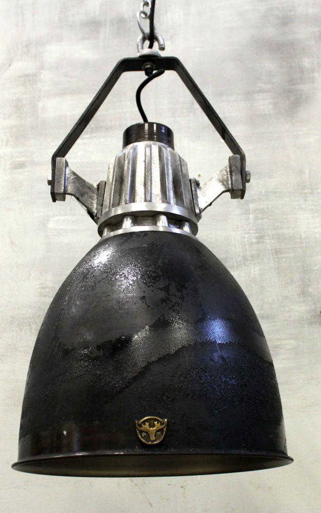 Hängelampe Deckenlampe Industrielampe Hängeleuchte Loft Retro Design