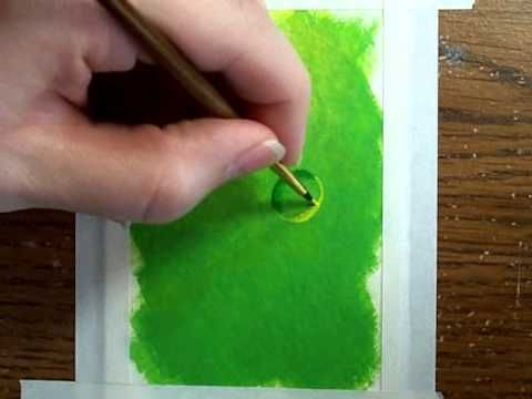 painting tutorial how to paint realistic bubbles painting