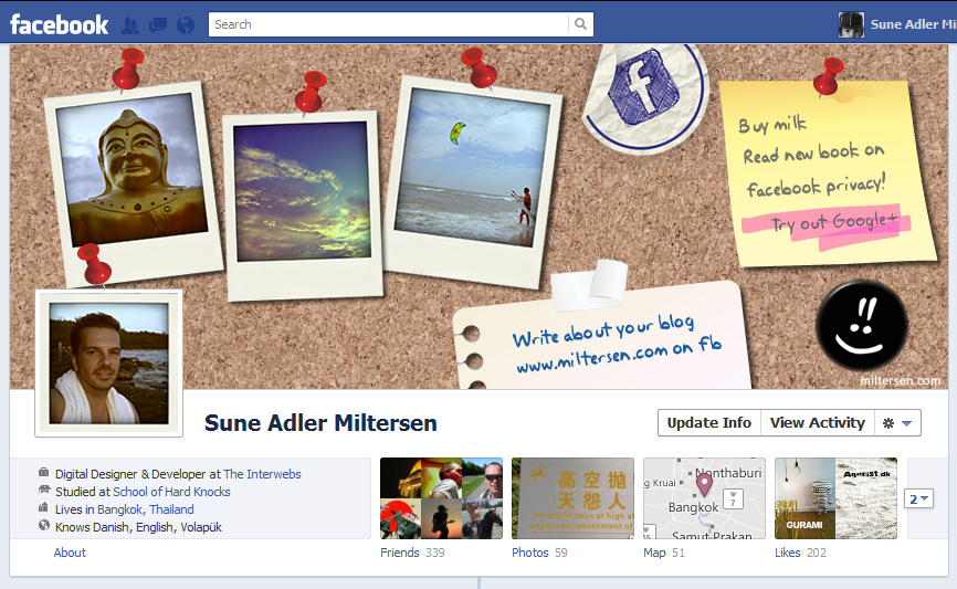 One of my Facebook Timeline Cover Ideas | Facebook Timeline Covers ...