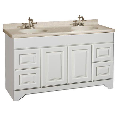 Pace Charleston Series 60 X 21 Vanity At Menards Vanity Bathroom Vanity Cabinets Bathroom Vanity