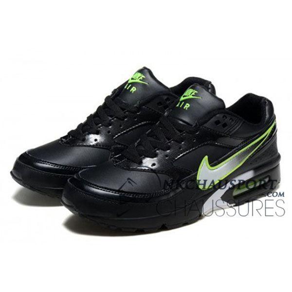 Nike Air Max BW | Meilleur Chaussures Running Homme Noir Vert 02 ...