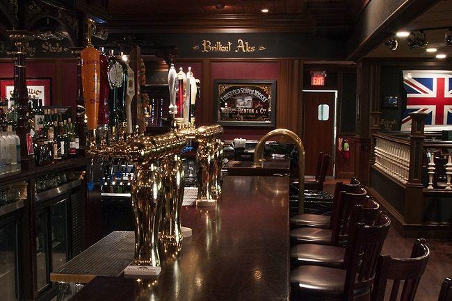 Nice Pub Interior