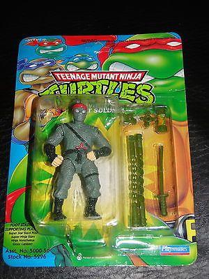 Moc Teenage Mutant Ninja Turtles Tmnt Movie Star Foot Soldier