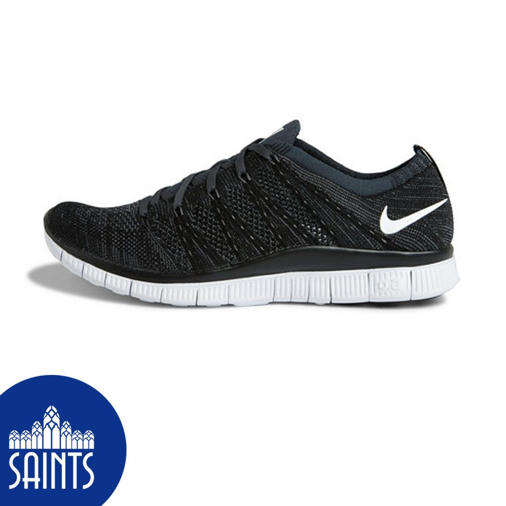c84e6cb014aaa Nike Free Flyknit NSW black