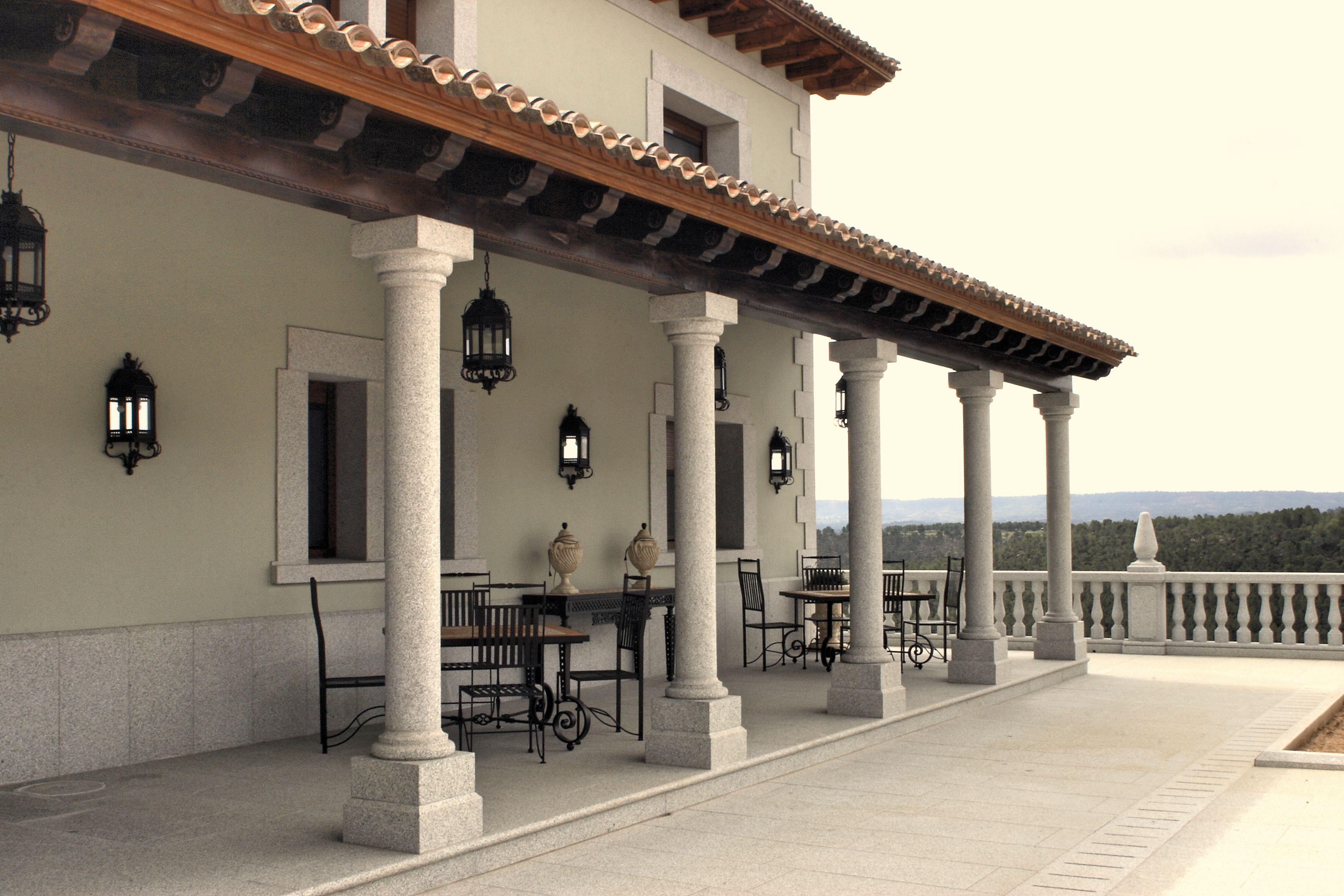 Estructuras De Madera Pergolas Artesonados Y Cerramientos Conely Estructuras De Madera Porches De Casas Madera Para Exterior
