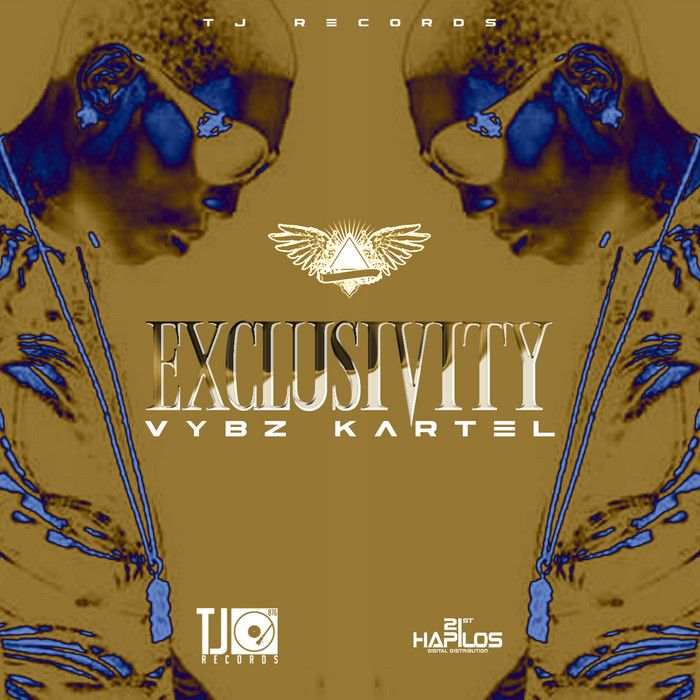 VYBZ KARTEL - CHAMPAGNE BUBBLE [RAW] - EXCLUSIVITY EP - TJ RECORDS - Dancehallinside Entertainment