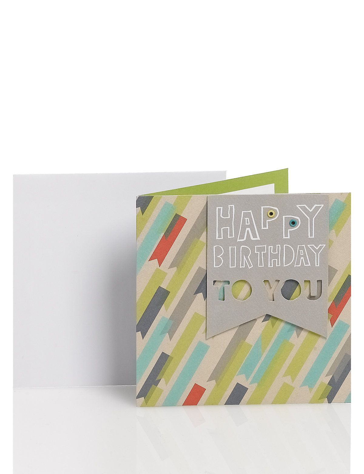 Contemporary print happy birthday card ms m s designs contemporary print happy birthday card ms kristyandbryce Image collections