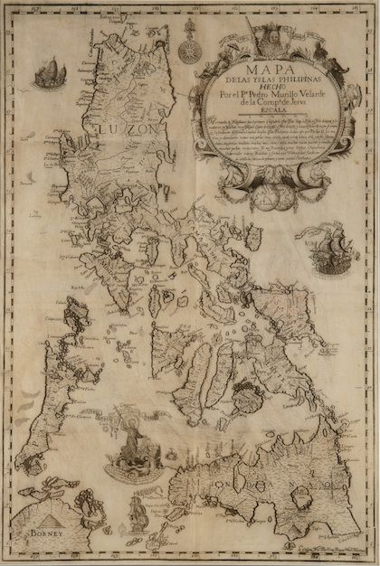 Pin by Lewis F on maps | Pinterest | Philippine map, Map ...
