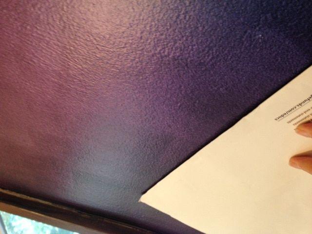 Chameleon Faux Finish Walls | Wall painting, Purple wall ...