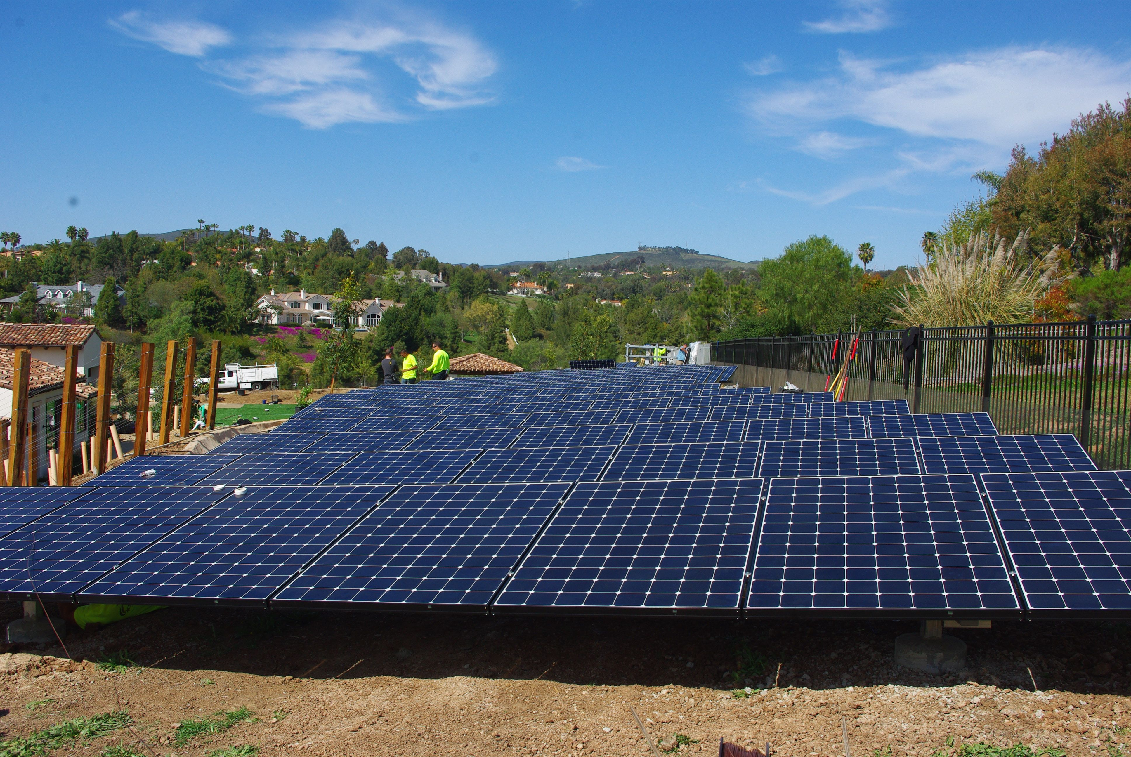 Residential Solar San Diego Diy Solar Charger Solar Diy Solar Fountain