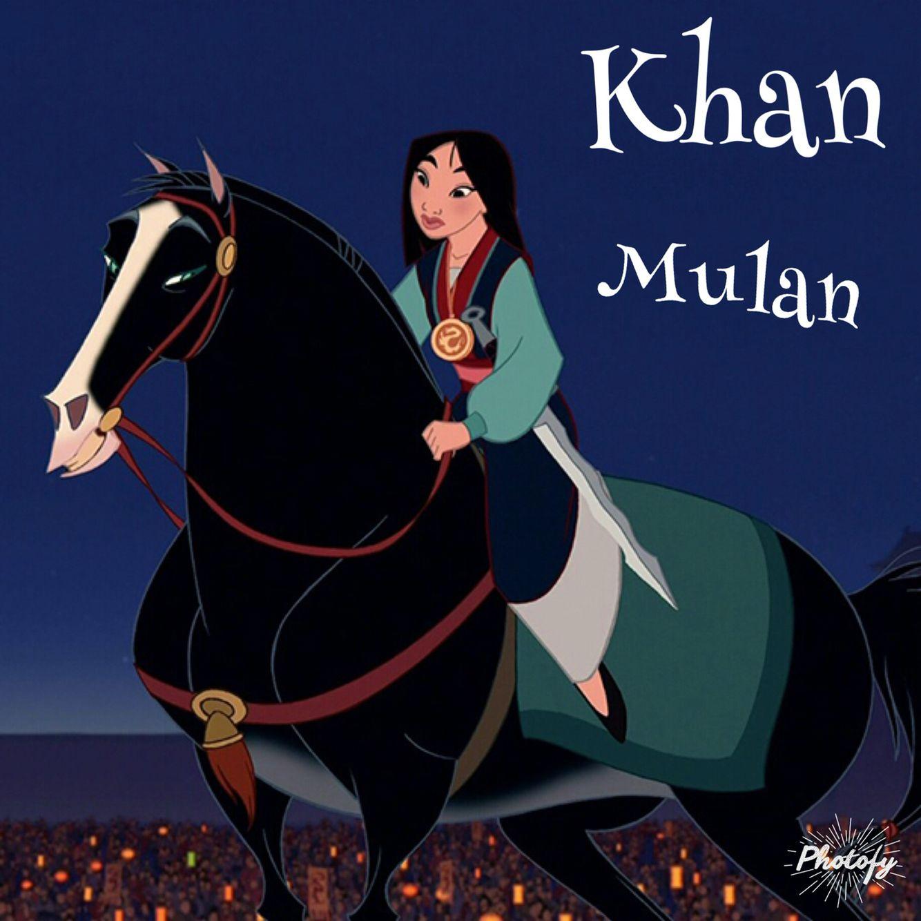 Uncategorized Horse From Mulan khan the fa familys horse from disneys mulan disney other mulan