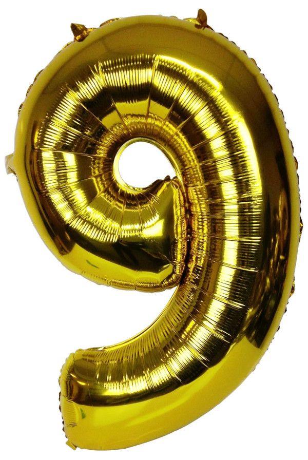 40 Inch Gold Balloon Number One Balloon 40 Metallic Gold Number Balloon Giant Gold Balloons Giant Gold Number Balloon 40 One Balloon