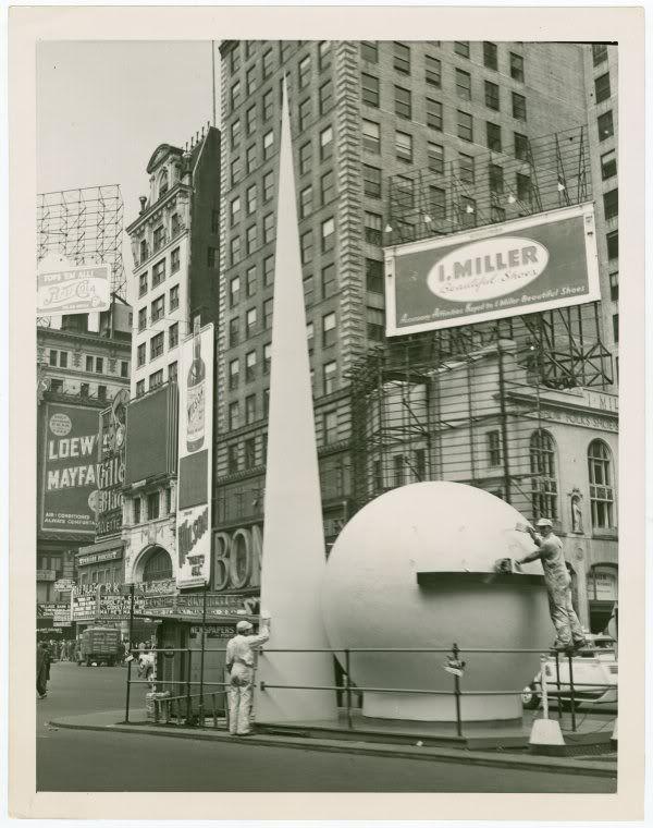 New York World's Fair (New York City) Model Of