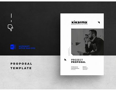 Check Out New Work On My Behance Portfolio Creative Proposal