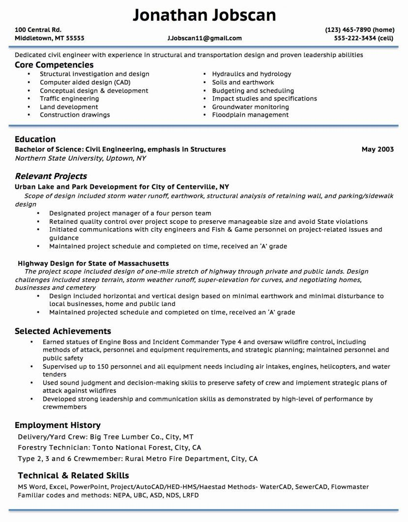 resume template overleaf