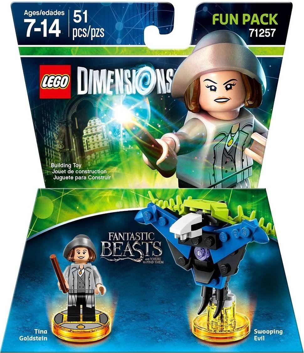 Lego Dimensions Jurassic World Level Pack 71205 w Dino Set Retired