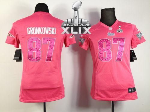pink rob gronkowski jersey